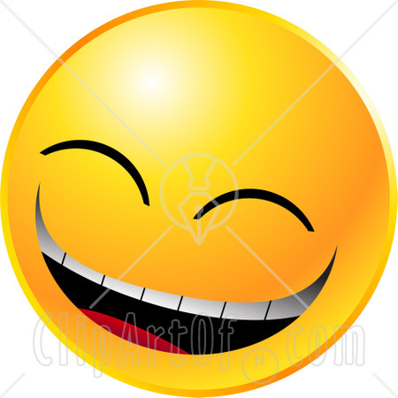 Clipart laughing face svg library download Laughing Smiley Face Clipart - Clipart Kid svg library download
