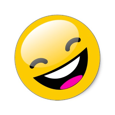 Clipart laughing face clip transparent library Laughing Smiley Face Clip Art | Clipart Panda - Free Clipart Images clip transparent library
