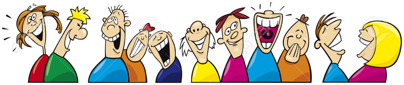 Clipart laughing people banner royalty free library Laughing People Royalty Free Cliparts, Vectors, And Stock ... banner royalty free library