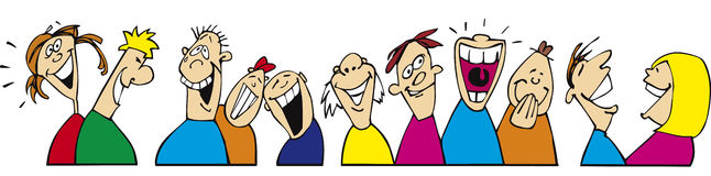 Clipart laughing people clip royalty free library Happy People Clipart & Happy People Clip Art Images - ClipartALL.com clip royalty free library