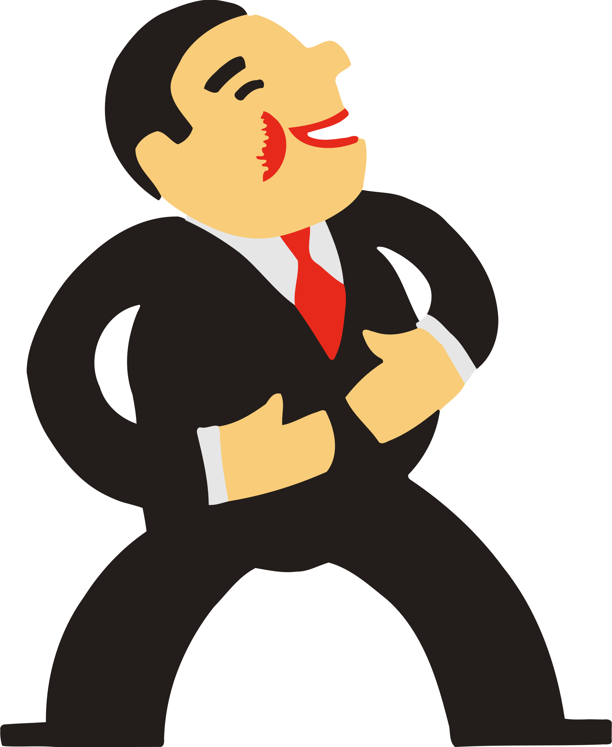 Person laughing clipart png free library Clipart - Laughing man png free library