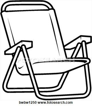 Lawn chair clipart graphic library download Vectors (EPS, AI, CDR, and SVG) | Hand Embroidery | Lawn chairs ... graphic library download