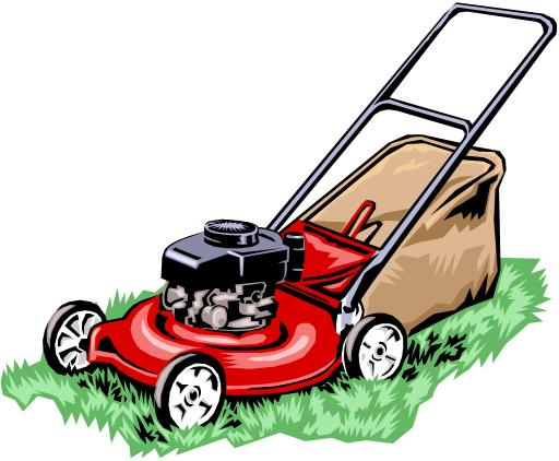 Lawnmowing clipart graphic free library Lawn Mower Clipart Free Vector | Free download best Lawn Mower ... graphic free library