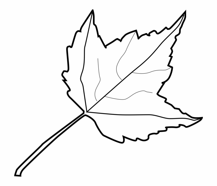 Fall leaf clipart black and white svg transparent Png Library Stock Free Images Photos Download Fall - Fall Leaf ... svg transparent