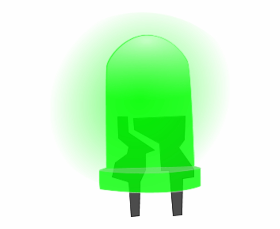 Clipart led png library download Lights Clipart Led - Green Light Led Png Free PNG Images & Clipart ... png library download