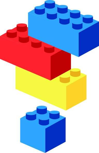 Clipart lego vector free stock Free Lego Clipart Pictures - Clipartix vector free stock