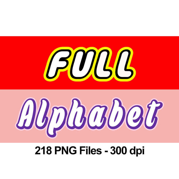 Clipart lego friends picture royalty free library Lego Lego Friends Full Alphabet Clipart 218 png files picture royalty free library