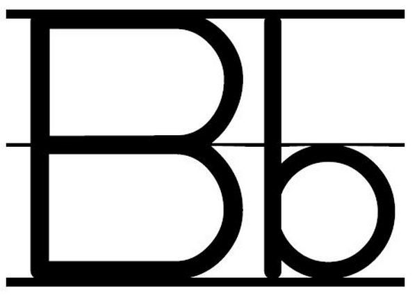 Clipart letter b b image freeuse 1000+ images about B is for...Letter of the Week on Pinterest ... image freeuse
