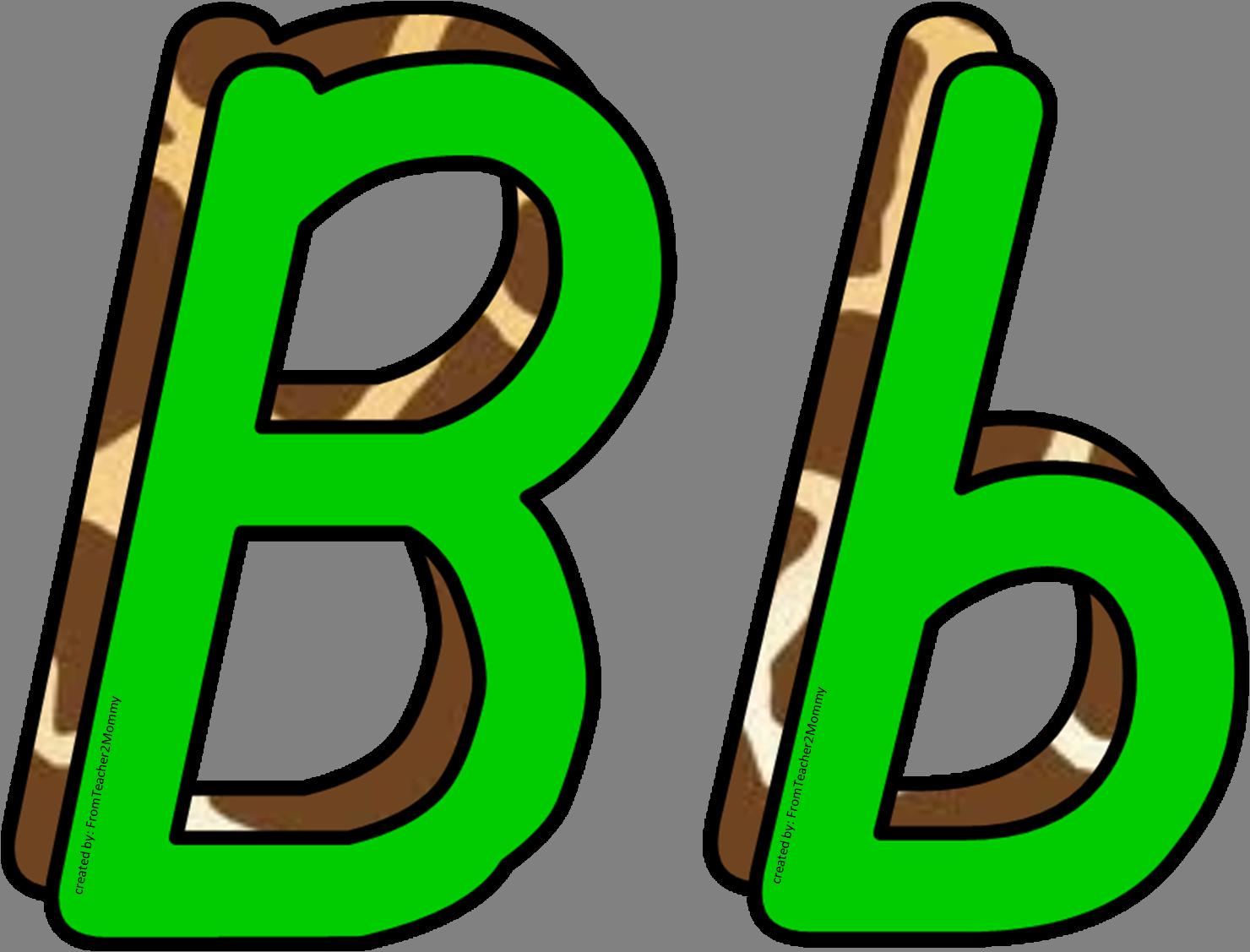 Clipart letter b b black and white stock Clipart letter b b - ClipartFest black and white stock
