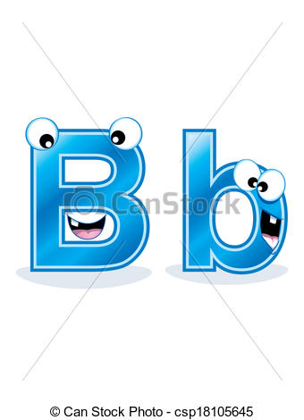 Clipart letter b b vector library library Letter bb clip art - ClipartFox vector library library