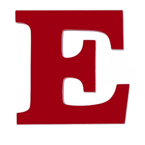 Clipart letter e red lower jpg library download E Letter. Etc Home Alphabets Varsity Letters Kelly Green Letter E ... jpg library download