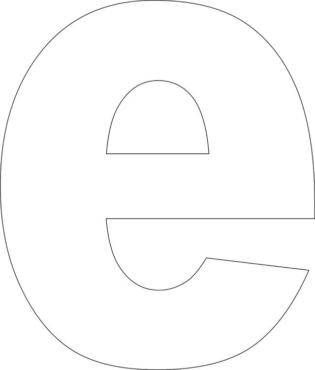 Clipart letter e red lower banner royalty free download 17 best ideas about Alphabet Templates on Pinterest | Printable ... banner royalty free download