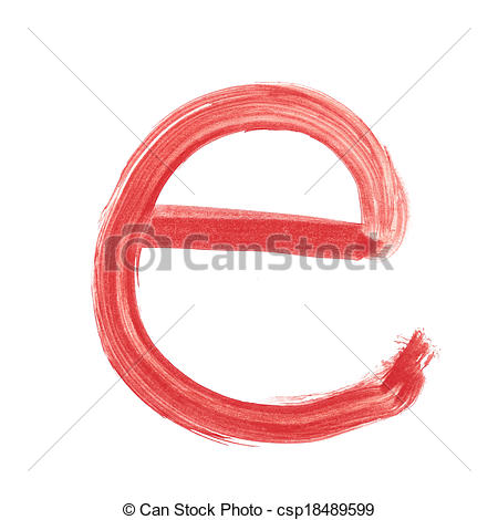 Clipart letter e red lower royalty free library Clipart letter e red lower - ClipartFox royalty free library