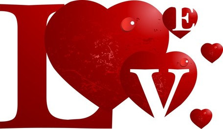 Besondere vector graphics me. Clipart liebe