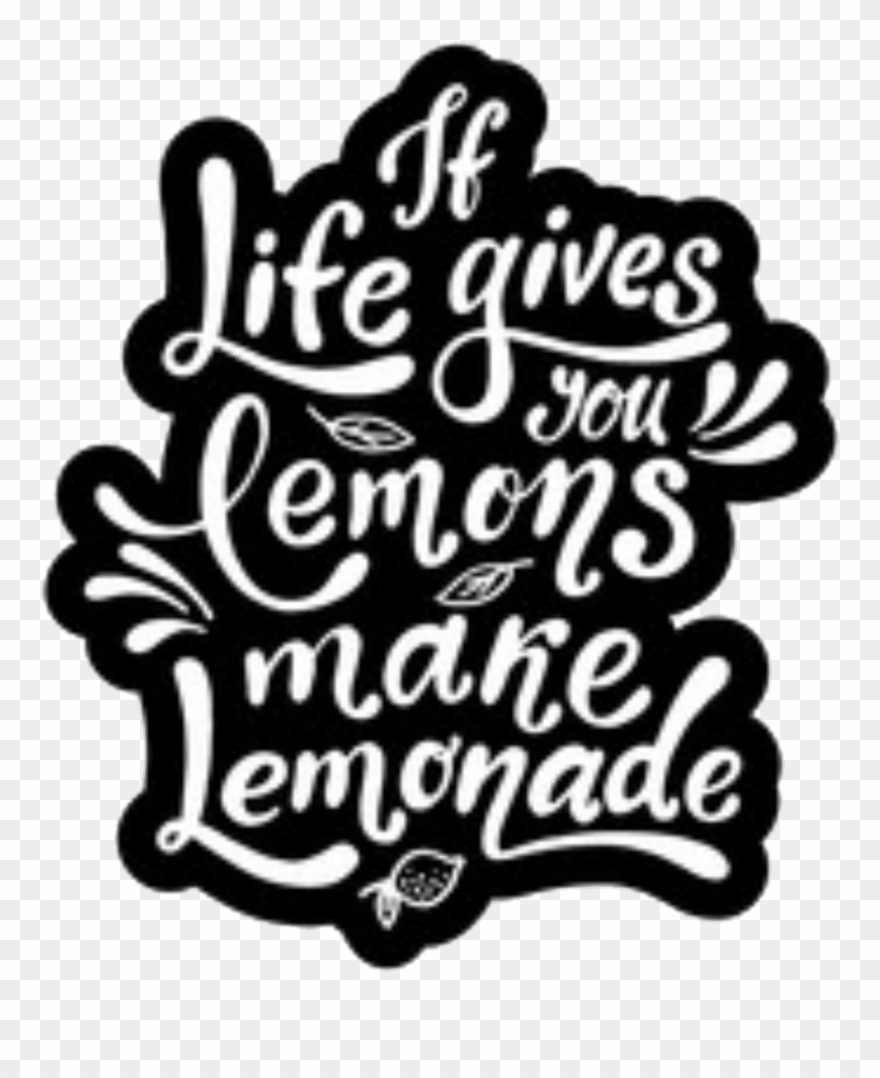 Clipart life quotes jpg stock Words Sayings Quotes Motivation Life - Life Gives You Lemons Make ... jpg stock