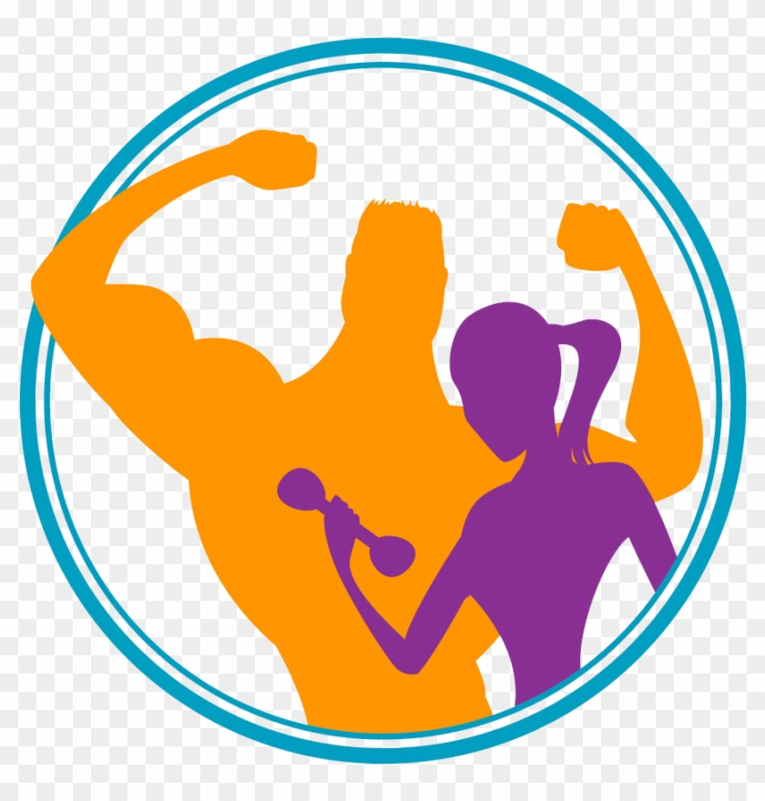 Clipart lifestyle image library library Fitness Lifestyle Clipart , Png Download - Logo For Healthy ... image library library