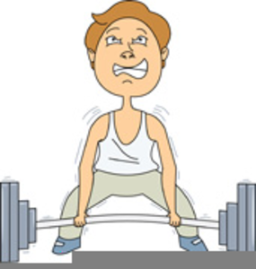 Clipart lifting weights clip freeuse library Clipart Lifting Weights | Free Images at Clker.com - vector clip art ... clip freeuse library