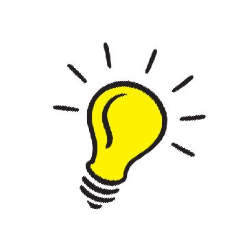 Lightbulb idea clipart clip royalty free 100+ Light Bulb Idea Clipart | ClipartLook clip royalty free