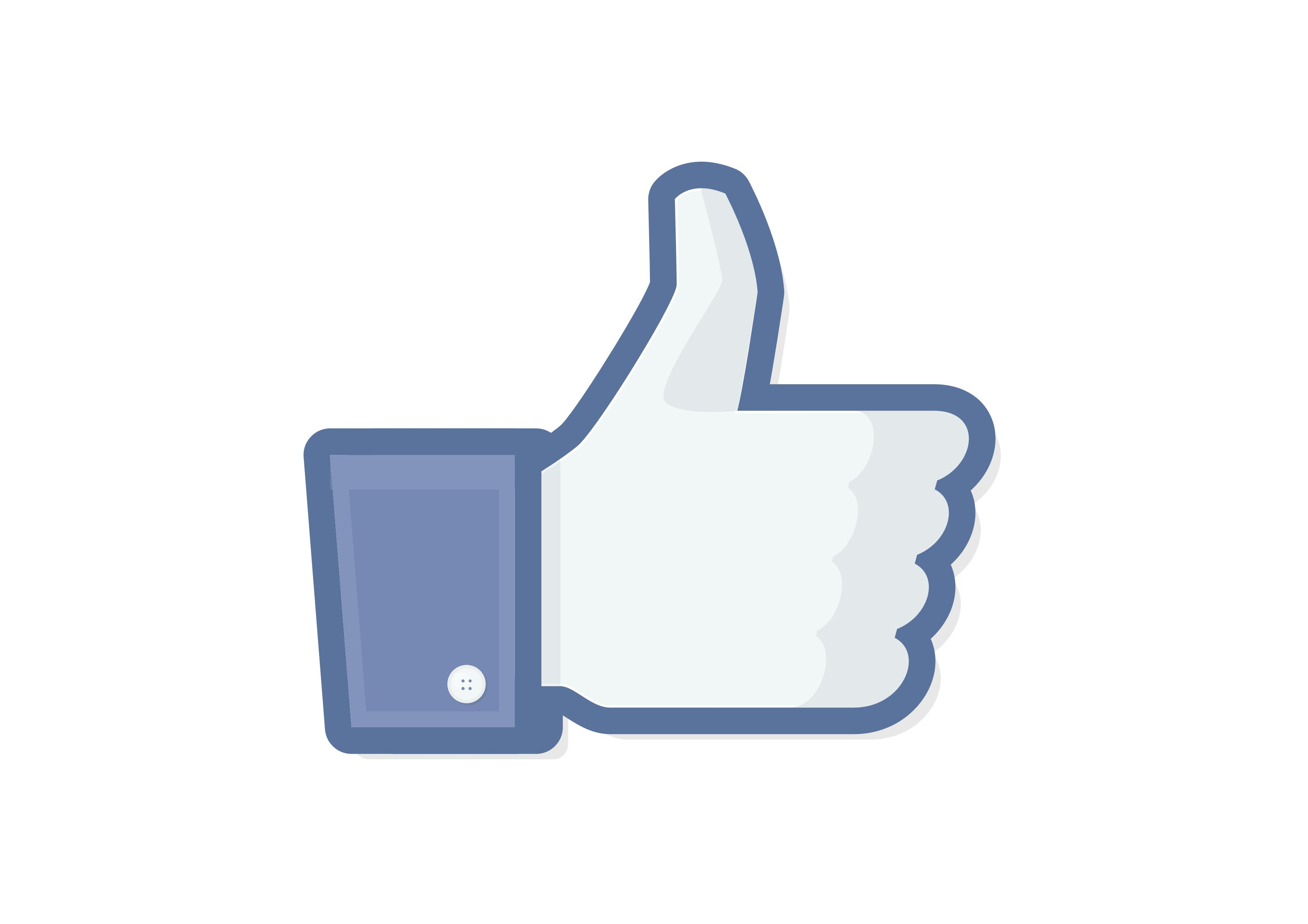 Clipart like. Facebook logo clipartfest info