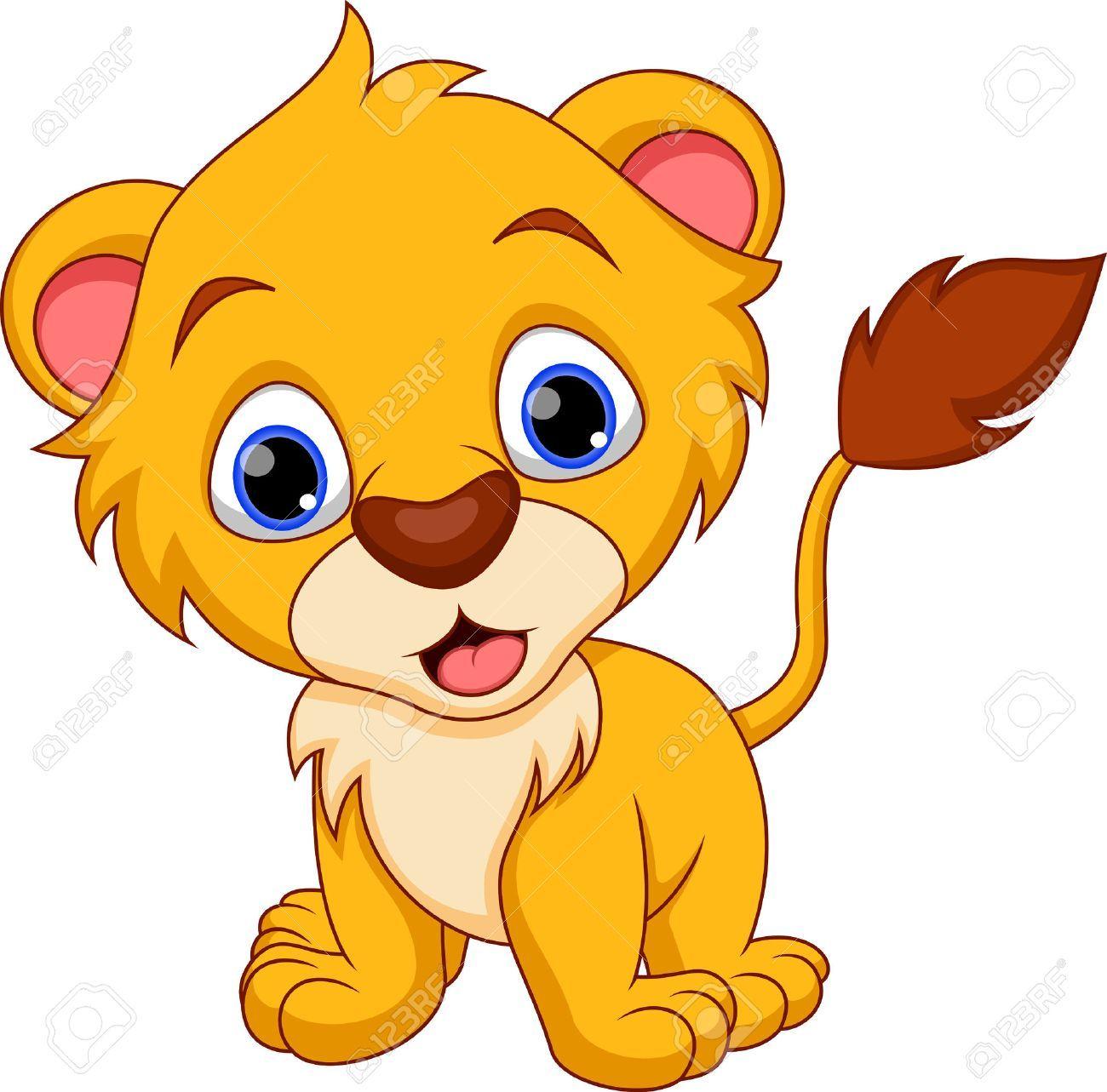 Lion and cub clipart stock Lion cub clipart 8 » Clipart Portal stock