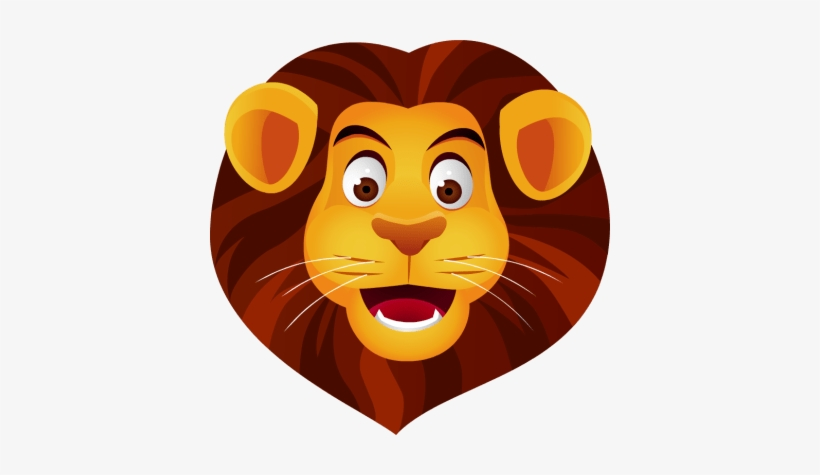 Lion face images clipart graphic royalty free download Lion Face Clipart - Lion Head Clipart Transparent PNG - 400x395 ... graphic royalty free download