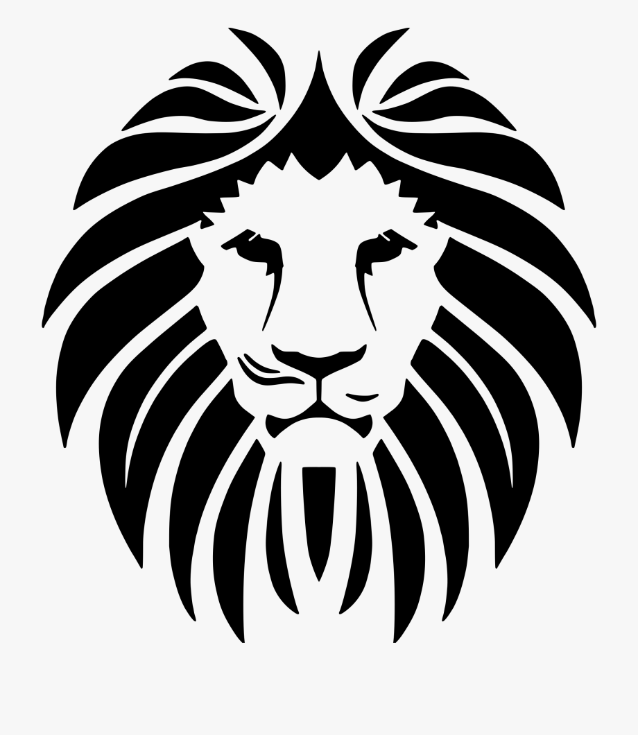 Head of mission clipart banner freeuse download Easy Vector Lion Clipart - Lion Head Png #9334 - Free Cliparts on ... banner freeuse download
