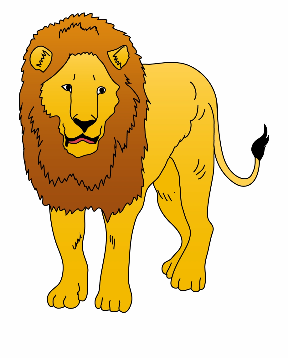 Hd lion clipart clip black and white library Wild Animal Lions Clipart - Lion Clipart Free PNG Images & Clipart ... clip black and white library