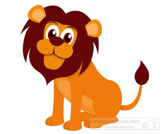 Free clipart lion