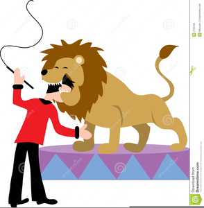 Clipart lion tamer jpg royalty free download Lion Tamer Clipart Free | Free Images at Clker.com - vector clip art ... jpg royalty free download