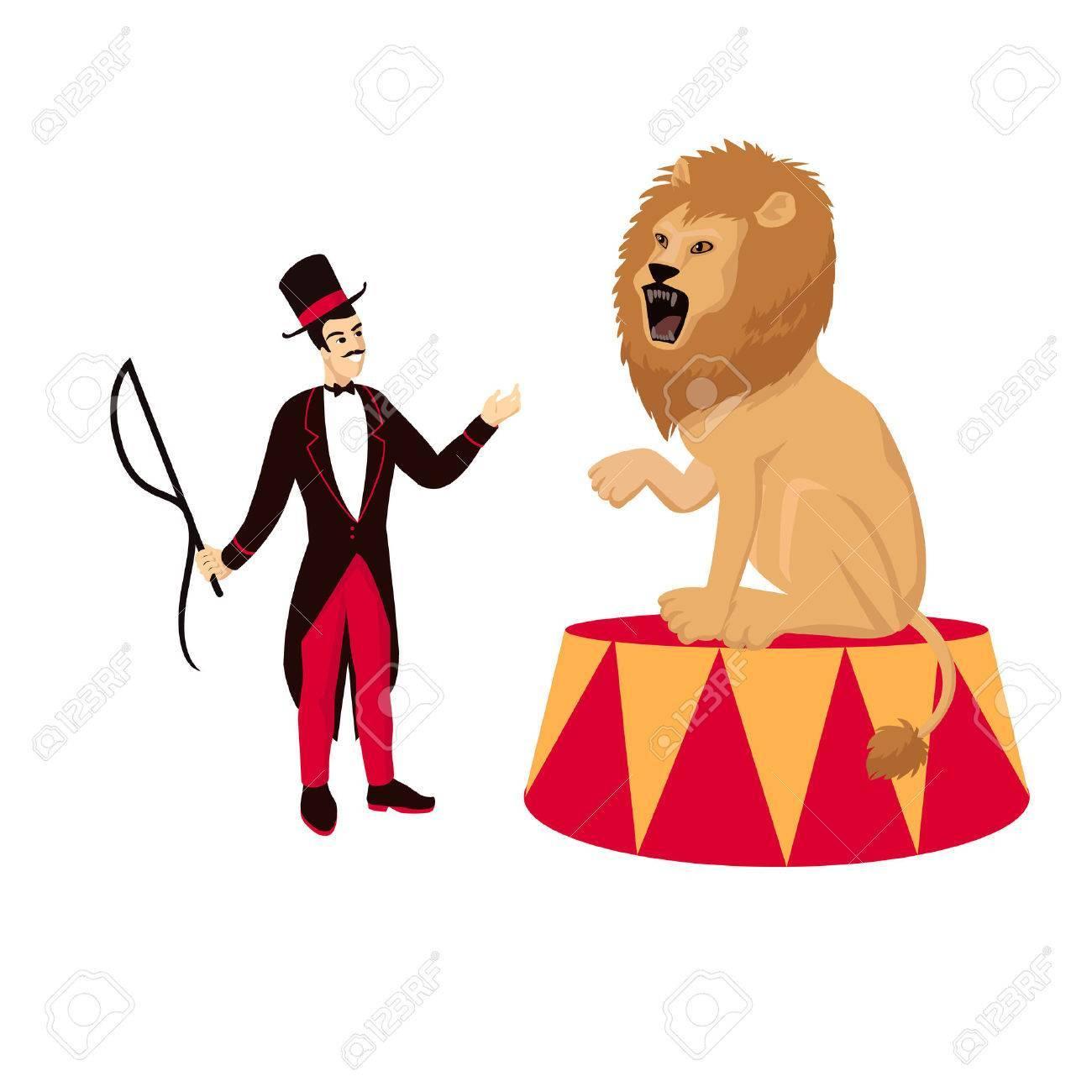 Clipart lion tamer banner library Lion tamer clipart 4 » Clipart Portal banner library
