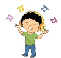 While clipart svg transparent 83+ Listen To Music Clipart | ClipartLook svg transparent