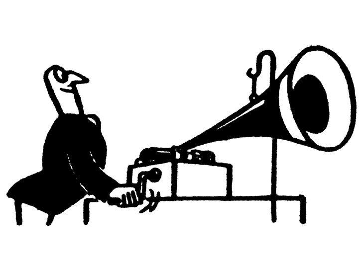 Clipart listening session with black americans clip freeuse download Mapping Brooklyn\'s Diverse Pirate-Radio Scene | The New Yorker clip freeuse download