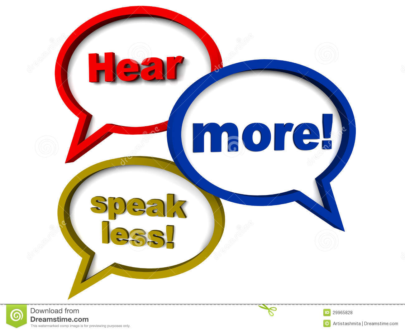 Clipart listening skills picture freeuse download Listening skills clipart 3 » Clipart Station picture freeuse download