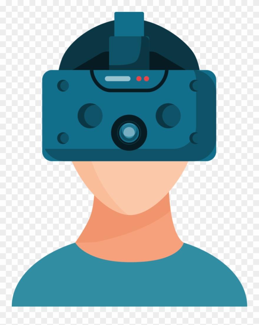 Virtual clipart clip art library Vr/ar Unleashed Literally - Virtual Reality Clipart (#1875850 ... clip art library