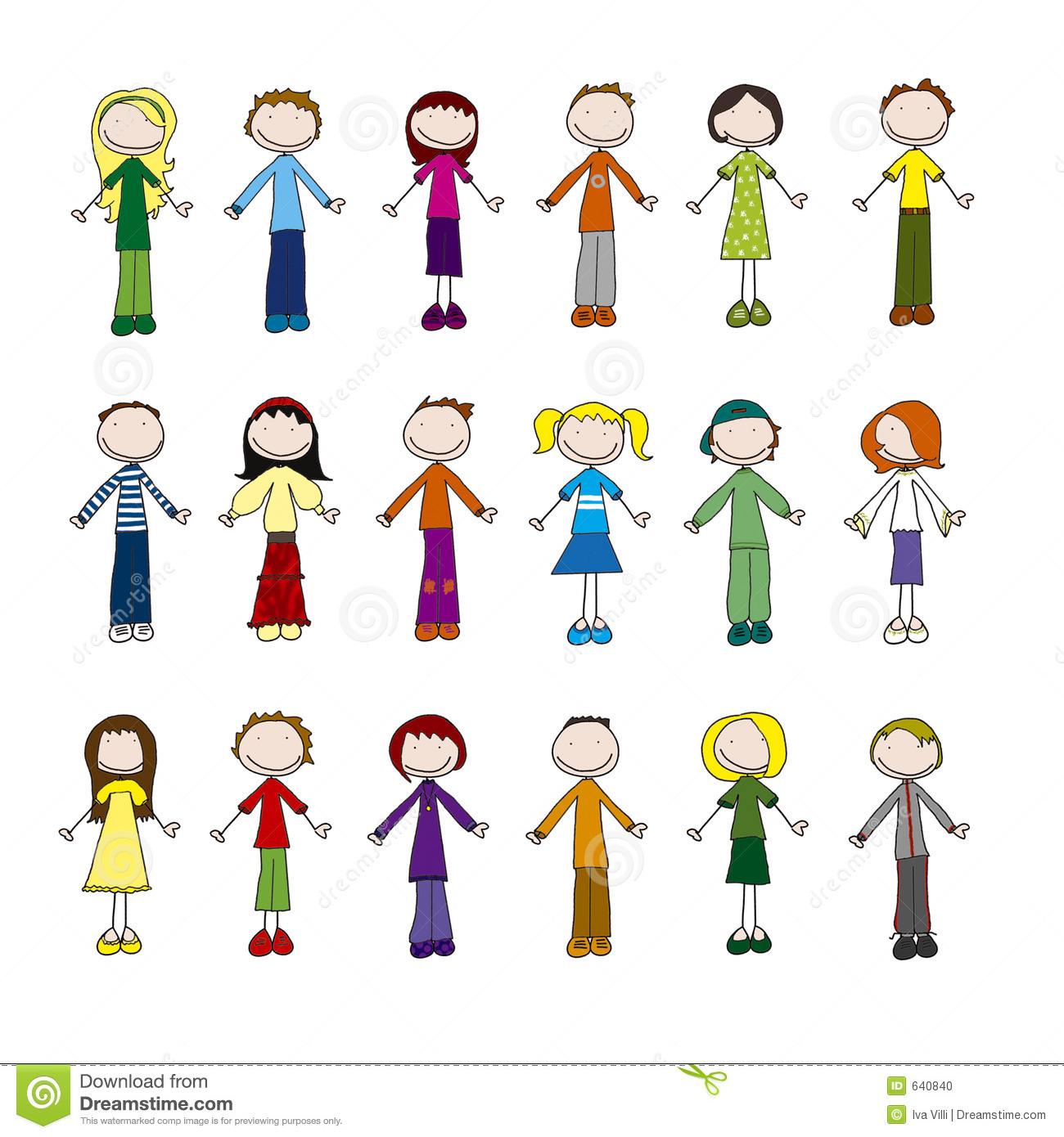 Clipart little people picture freeuse download Little people | Clipart Panda - Free Clipart Images picture freeuse download