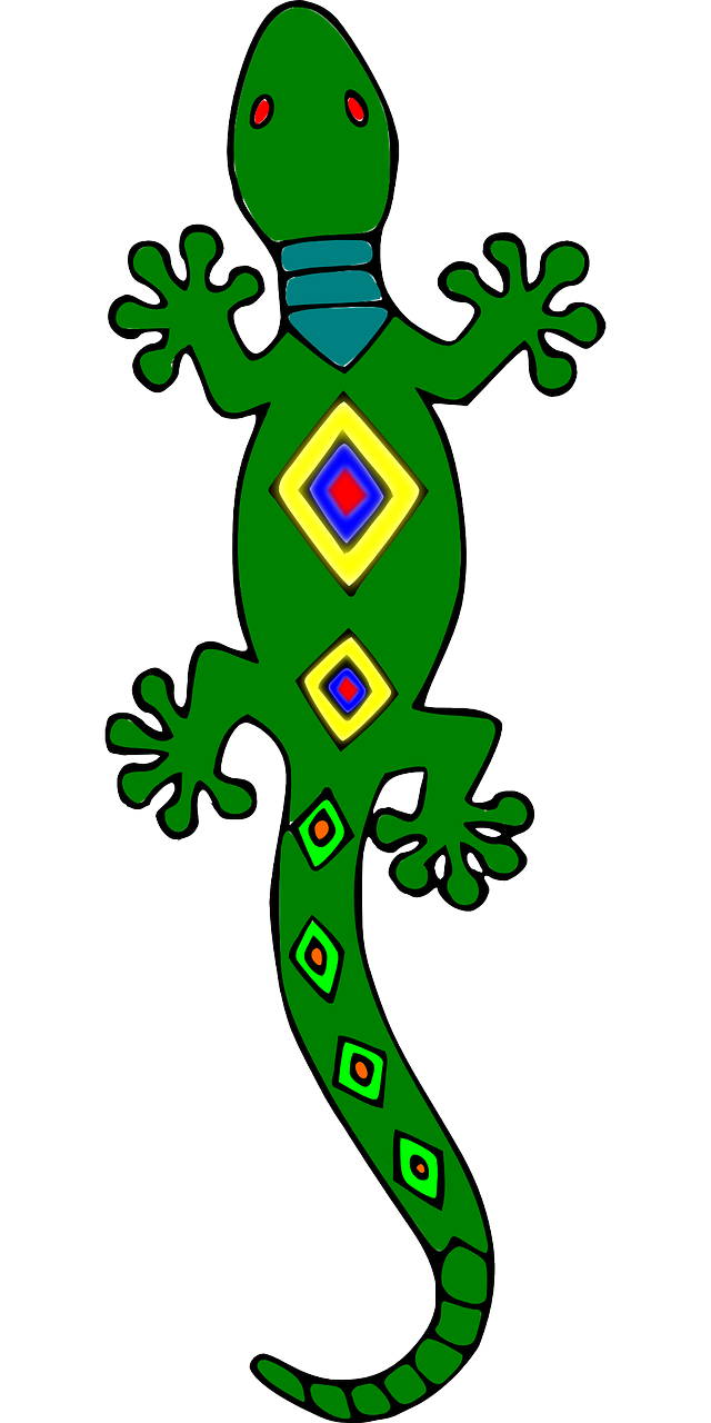 Gecko free royalty free clipart picture royalty free stock Lizard free to use clipart - WikiClipArt picture royalty free stock