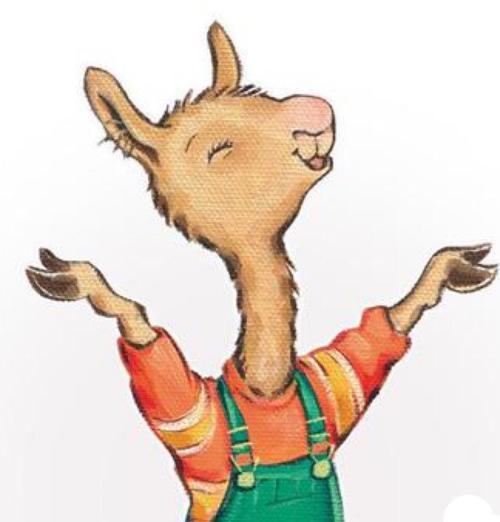 Clipart llama llama clipart freeuse download At the Library: See Llama Llama in your pajamas!   Literature ... clipart freeuse download