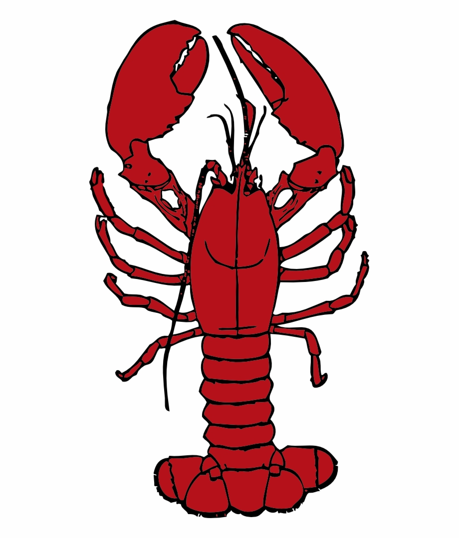 Lobsster clipart clip art freeuse Lobster Clipart Sebastian - Clipart Lobster Free PNG Images ... clip art freeuse