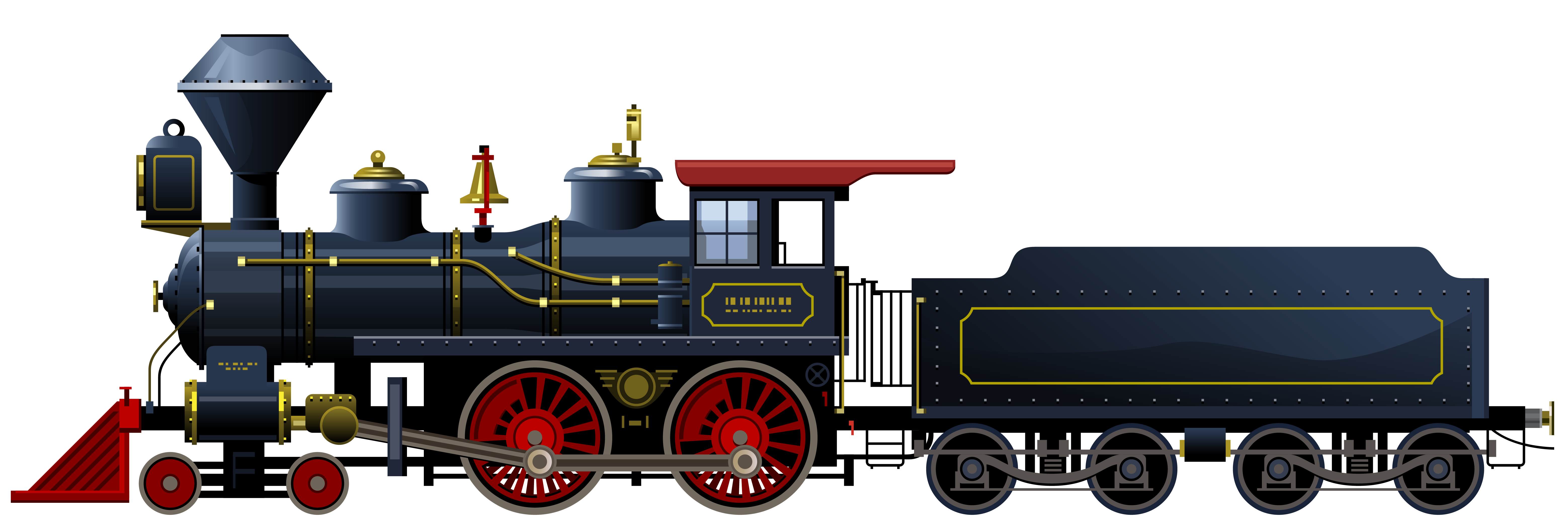 Clipart locomotive clipart black and white stock Blue Locomotive PNG Clipart - Best WEB Clipart clipart black and white stock