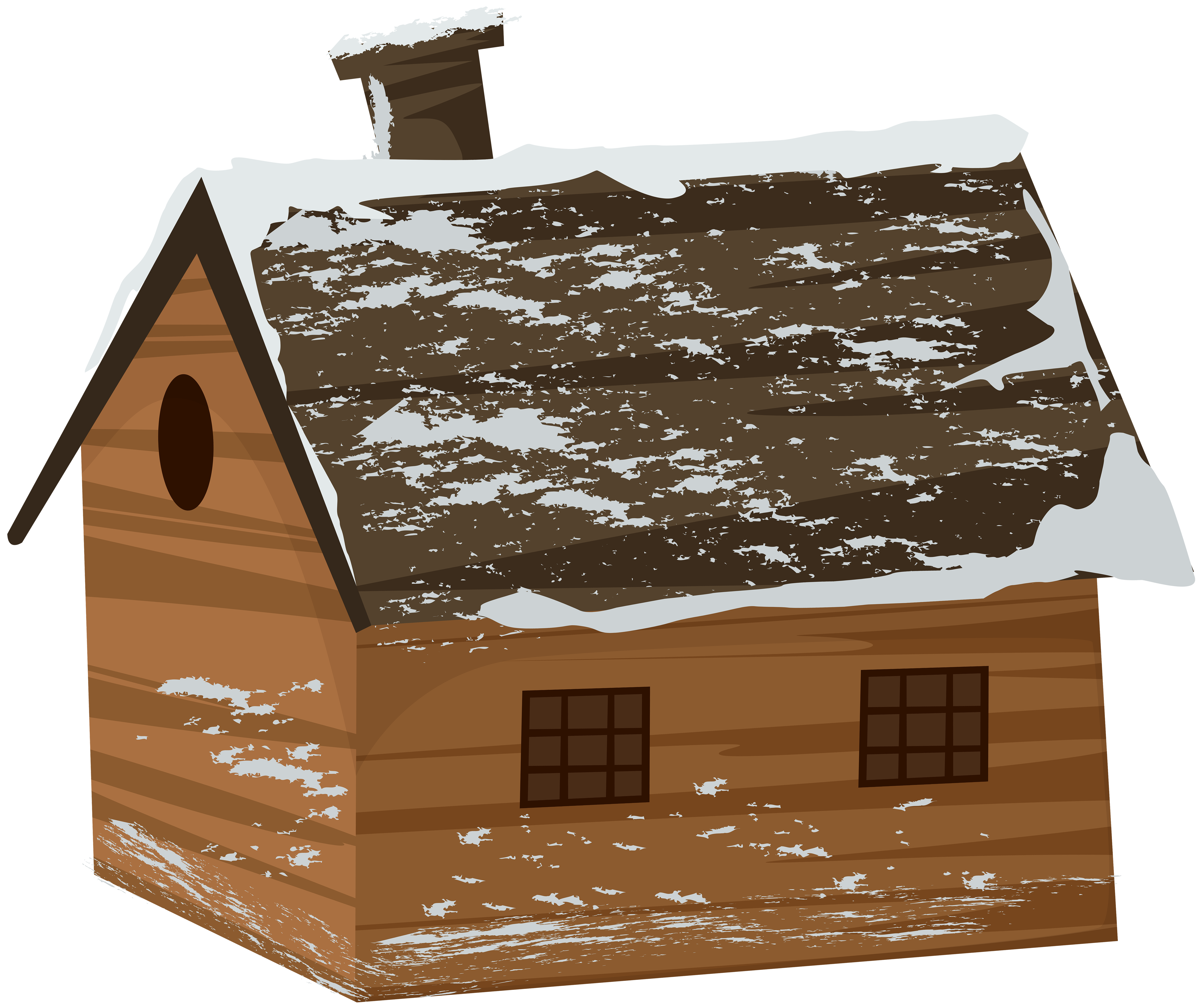 Hut house clipart svg Winter Cabin House Transparent PNG Clip Art Image | Gallery ... svg