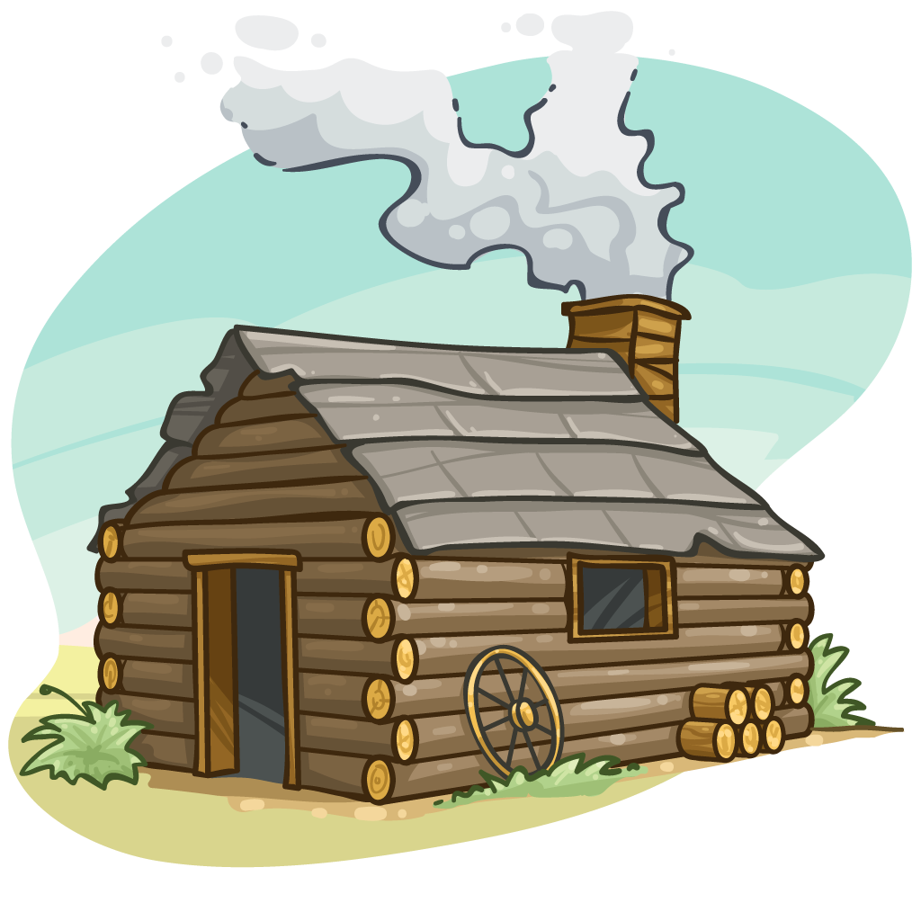 Pilgrim house clipart image royalty free download 28+ Collection of Pilgrim Homes Clipart   High quality, free ... image royalty free download