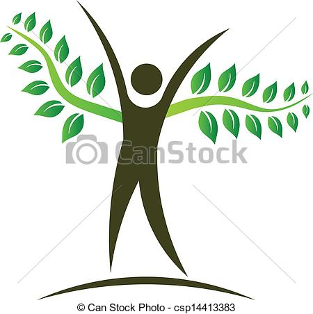 Clipart logo creator svg free Vector of People tree logo design element csp14413383 - Search ... svg free