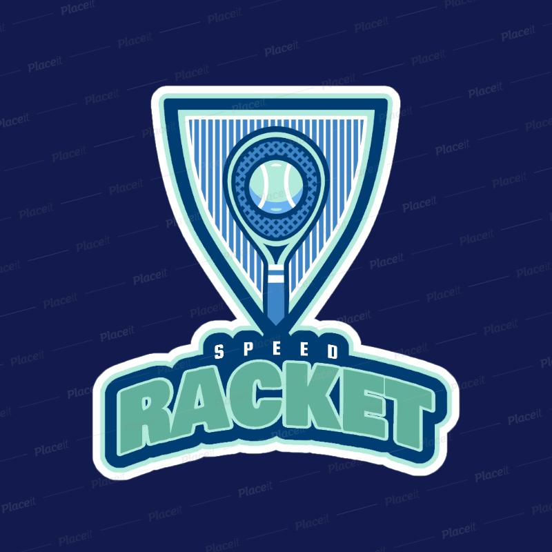 Clipart logo generator clip art transparent Tennis Logo Generator with Racket Clipart 1600b clip art transparent