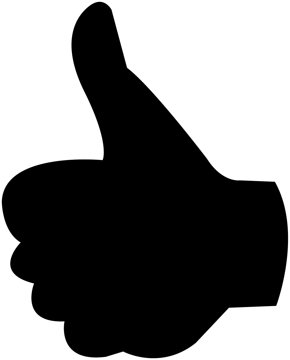 Clipart logo thumbs up svg stock Logo Thumbs Up Clip art of Thumbs Up Clipart #1538 — Clipartwork svg stock