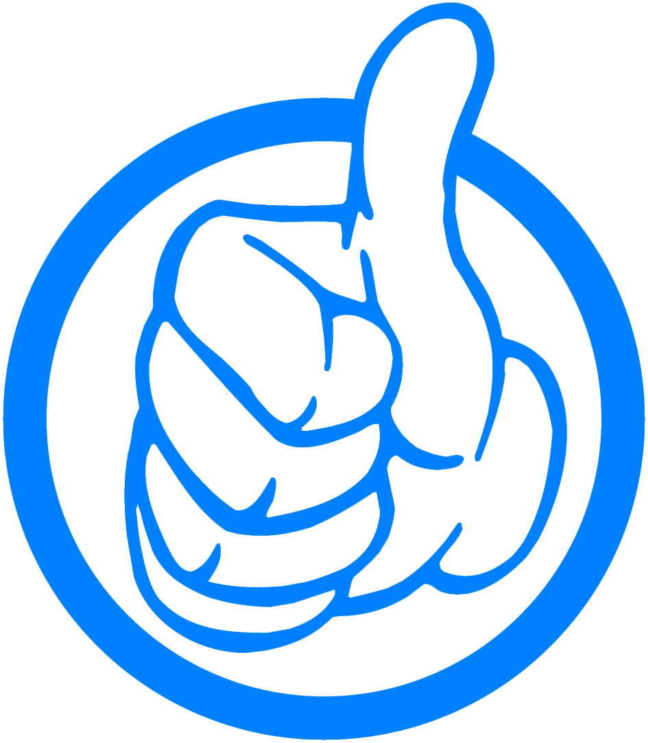 Clipart logo thumbs up. Best