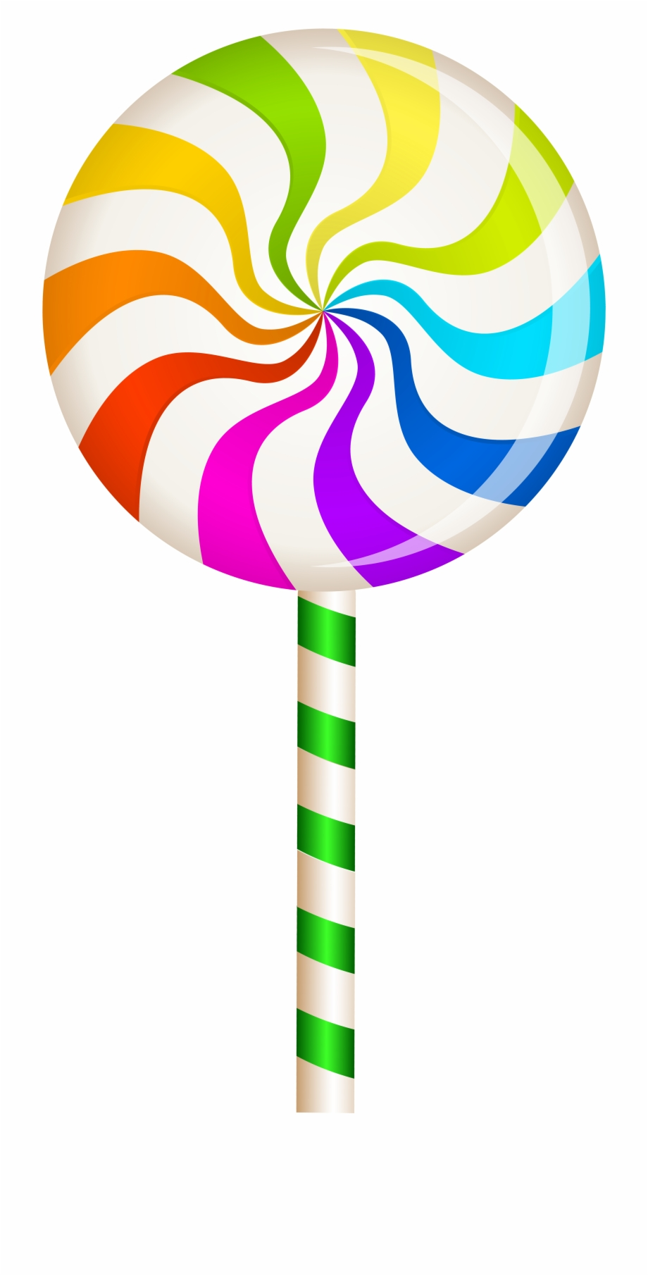 Candy sucker clipart clip royalty free library 28 Collection Of Christmas Lollipops Clipart - Lollipop Candy Clip ... clip royalty free library
