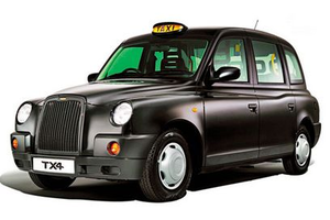 Clipart london taxi image royalty free library Black Cab | Free Images at Clker.com - vector clip art online ... image royalty free library