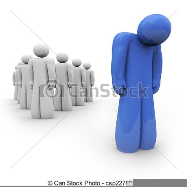 Clipart lonely picture download Lonely Person Clipart | Free Images at Clker.com - vector clip art ... picture download