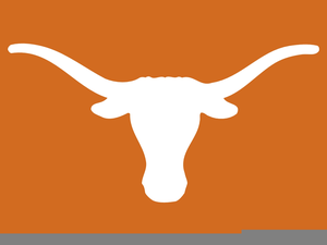 Long horn clipart picture download University Of Texas Longhorn Clipart Free | Free Images at Clker.com ... picture download
