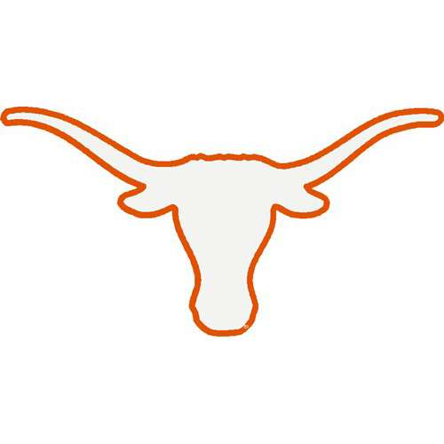 Longhorn clipart free